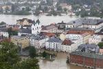 Наводнение в Европе усиливается, дожди не прекращаются